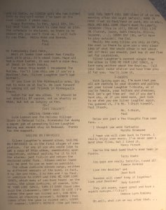 Newsletter - 1978 - March - page 2