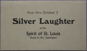 Spirit of St Louis 1977