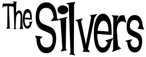 The Silvers Logo - Tom, Ricky, Mick and Glenn