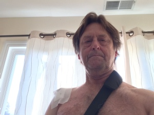 Mick shoulder surgery
