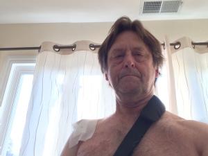 Mick shoulder surgery