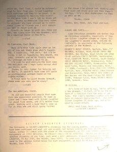 Newsletter - 1978 - December - page 2