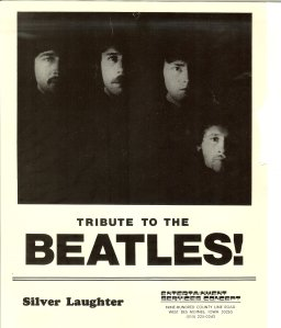 Silver Laughter Beatles Tribute