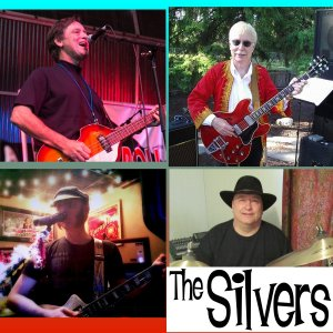 And Now, The Silvers: Mick, Tom, Ricky and Glenn
