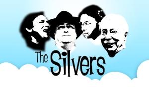 The Silvers - Mick Glenn, Ricky and Tom