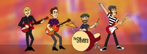 Meet The Silvers - Tom, Mick, Glenn and Ricky