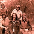 Silver Laughter 1976 - Top: Mick and Paul - Bottom: Ken, Carl and Jon