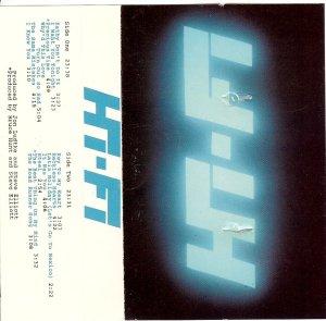 HiFi Cassette Insert