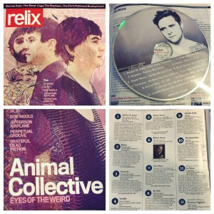Relix March 15, 2016 - 7. The Silvers!