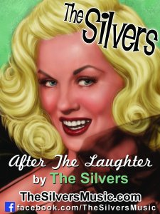 """The Silvers - """"After The Laughter"""" - Release Date March 15, 2016"""