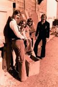 Silver Laughter 1976 - Ken, Paul, Mick and Jon