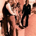 Silver Laughter 1976 - Ken, Paul, Mick and Jon