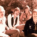 Silver Laughter 1976 - Paul, Ken, Mick and Jon