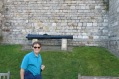 Mick in front of Windsor Castle
