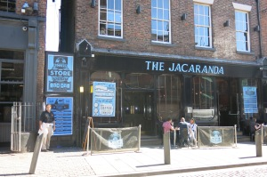 The Jacaranda Club