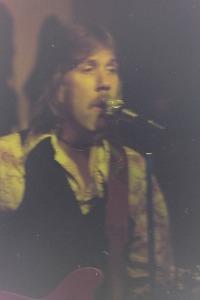 My old buddy, Ken, singing!