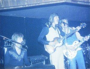 Mick, Ken and Jon