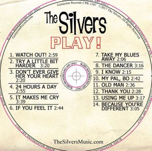 PLAY! CD Label